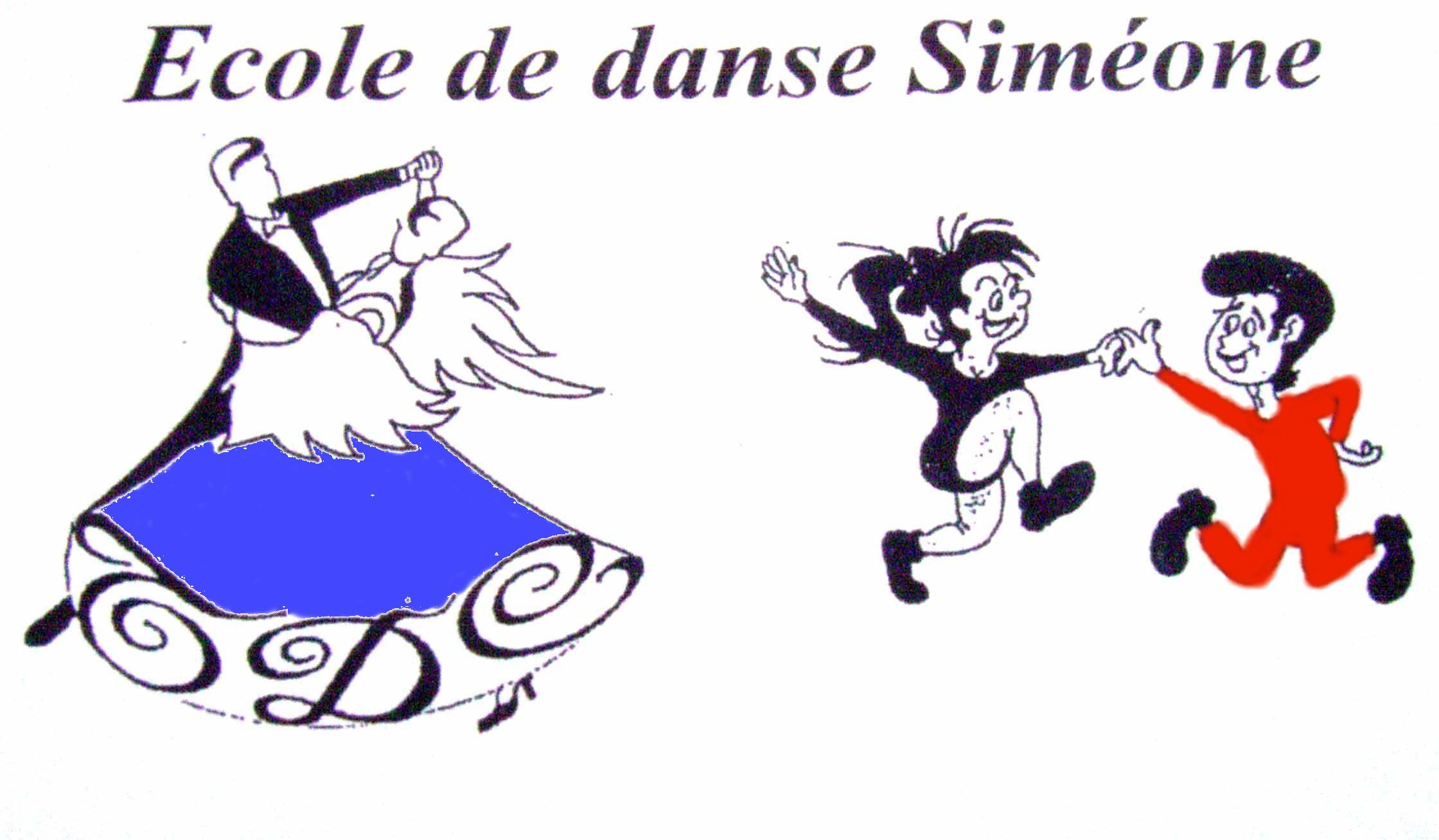 Ecole de danse simeone st priest for Danse de salon pour enfant